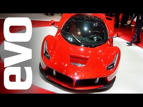 Ferrari LaFerrari: The 'New Enzo' - Geneva 2013 | evo MOTOR SHOWS