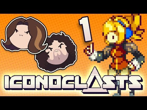 Iconoclasts: The Jiggles - PART 1 - Game Grumps |