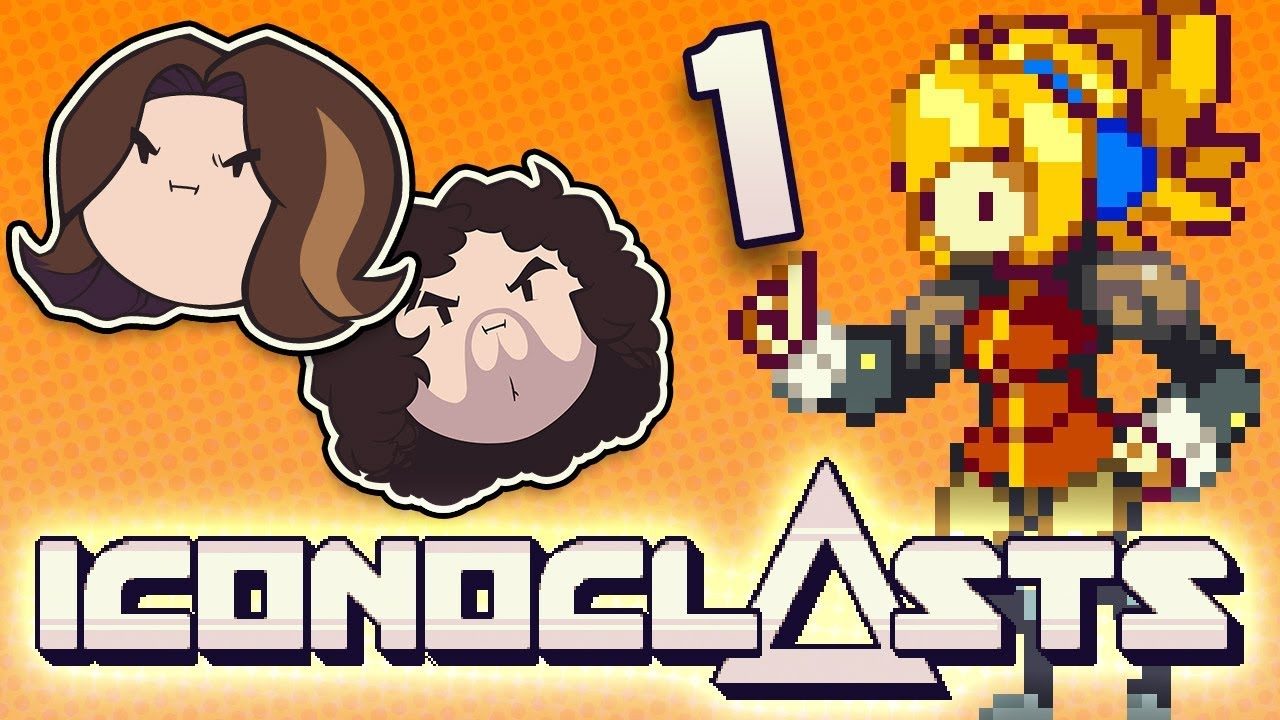 Iconoclasts: The Jiggles - PART 1 - Game Grumps. GameGrumps