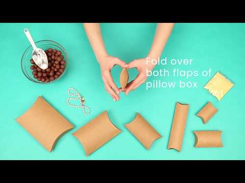 How to Use Kraft Pillow Boxes by ClearBags