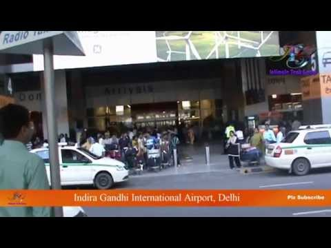 Indira Gandhi International Airport, Delhi | Delhi Airport | Indian Airport