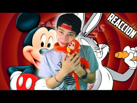Mickey Mouse vs Bugs Bunny. Épicas Batallas de Rap del Frikismo. Keyblade (VÍDEO REACCIÓN)
