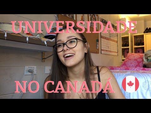 Universidade No Canadá - Tirando Dúvidas