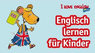 Englisch lernen für Kinder mit Spaß!