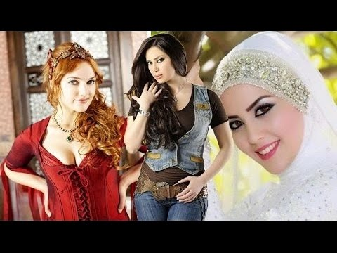 Top 10 Most Beautiful Muslim Women in the World | - YouTube
