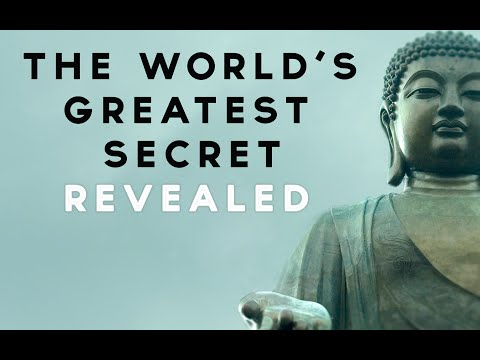 The World's Greatest Secret Revealed Finally (WARNING - this video will change your life)