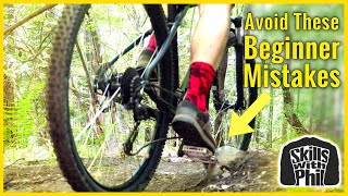 Tips for Beginner Mountain Bikers