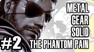 Super Best Friends Play Metal Gear Solid V - The Phantom Pain (Part 2)
