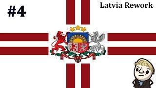 HoI4 - Reworked Latvia - Latvia First - Part 4