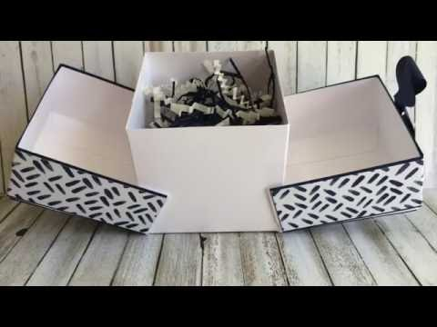 Kirigami Box