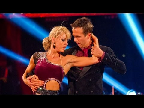 Michael Vaughan Argentine Tangos to 'Bust Your Windows' - Strictly Come Dancing 2012 - BBC One