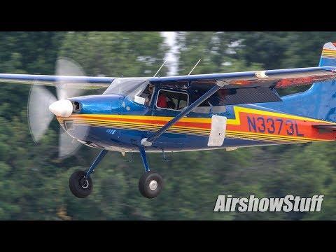 Early Oshkosh Arrivals (Saturday Part 3) - EAA AirVenture Oshkosh 2018