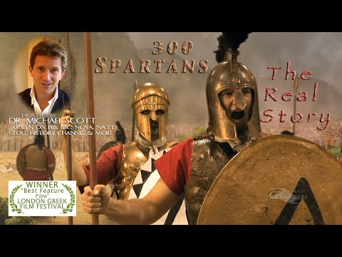 300 Spartans - The Real Story - Celebrate Greece