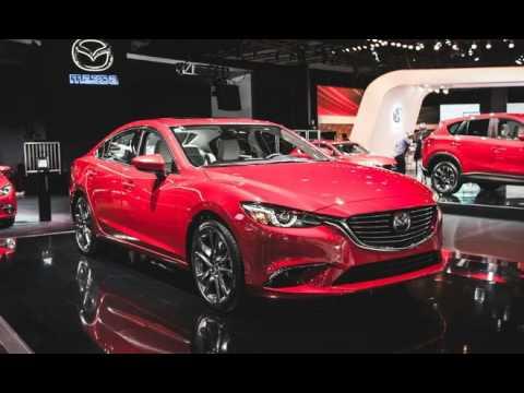 2017 Mazda 6 Sedan Interior Youtube