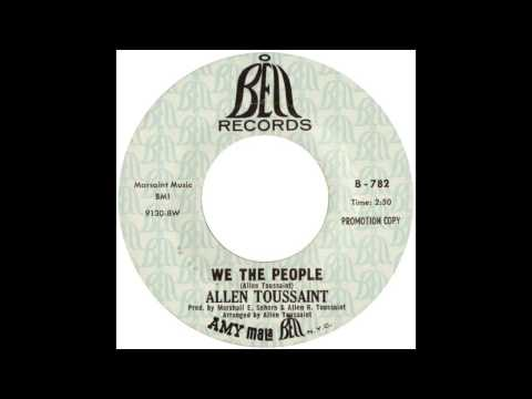 we the people Allen Toussaint