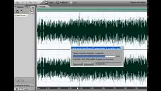 Como masterizar con adobe audition 2.0