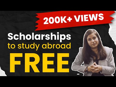 #Scholarships for Indian Students: How to Apply & Get #InternationalScholarships?