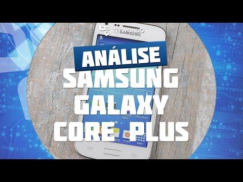 Samsung Galaxy Core Plus [Análise de Produto] - TecMundo