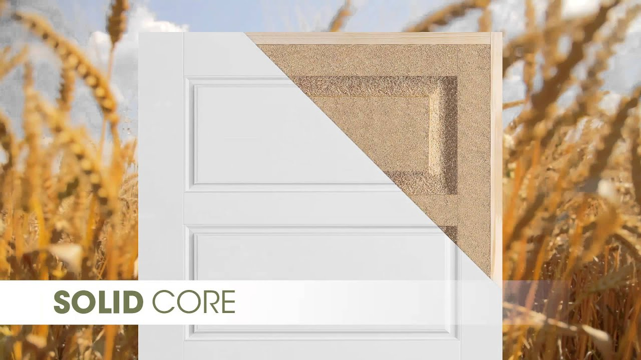 Solid Core Vs Hollow Doors