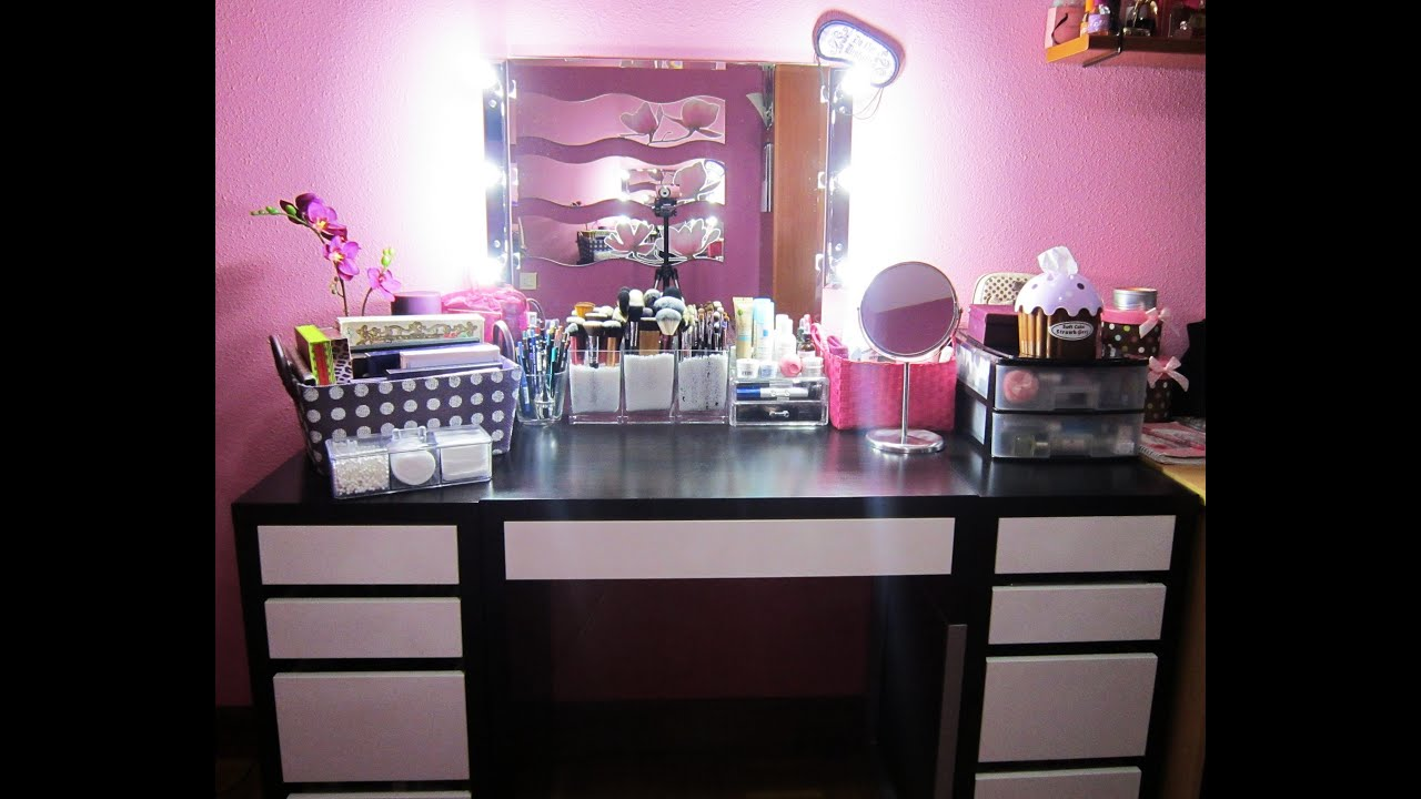 Coleccin de Maquillaje 2013  Make up Collection  Vanity
