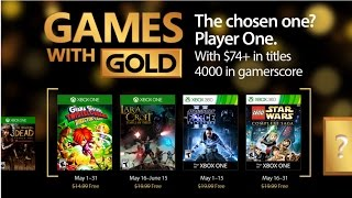 Games With Gold  Xbox Live Required  - May 2017