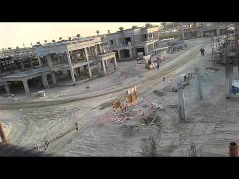Arabtec Construction LLC Dubai Project 219 Villas Lila Community AL Qudra Rood Dubai Safety Departme
