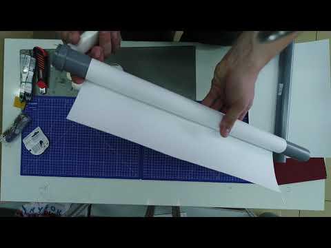 Модель ракеты для запуска своими руками