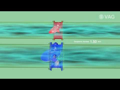 VAG SKR Дисковый обратный клапан с наклонным седлом – О продукции (тизер)