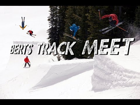 The North Face and Rob Heule Present: Backcountry Bert's Track Meet