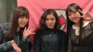 今週は「ひなまつり!女子本音ウィーク」。 松岡代表率いるFIGHTING DRE...