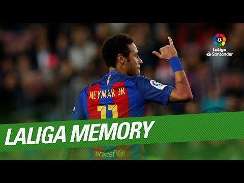 LaLiga Memory: Neymar