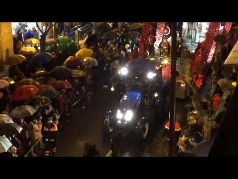 La Cabalgata de los Reyes Magos en Logroño