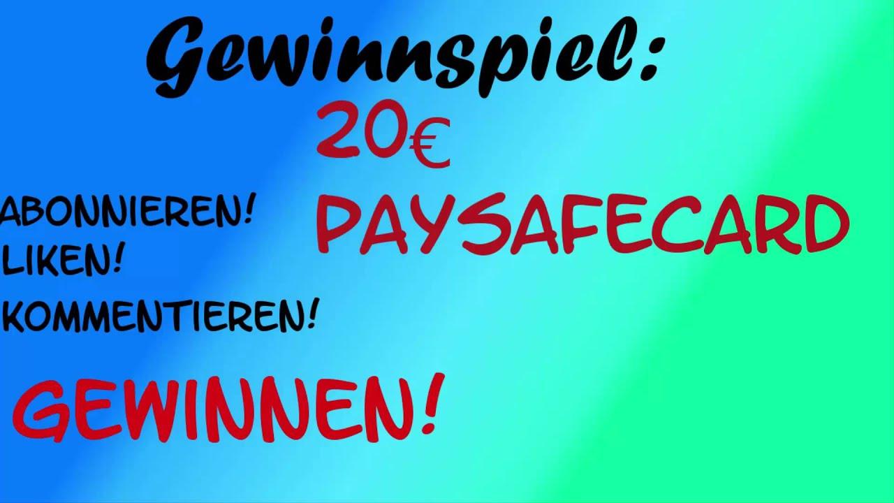 20 Euro Paysafecard