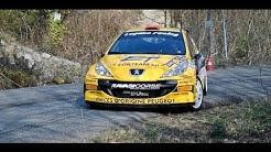 HOTZ Gregoire RAVASI Pietro  LUGANO RACING TEAM  PEUGEOT 207 S.2000  Balbosca
