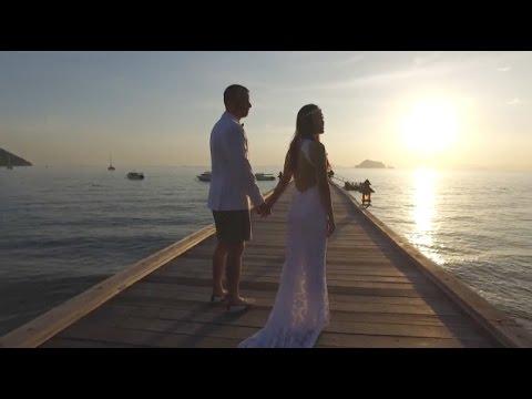 Mr. Luke Ellis & Ms. Diana Nguyen 28 January 2017 VDO phuket