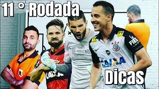 CARTOLA FC 2017 - #11 RODADA (DICAS)