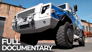 Armored Police Car: Fortresses on Wheels | Exceptional Engineering | Free Documentary