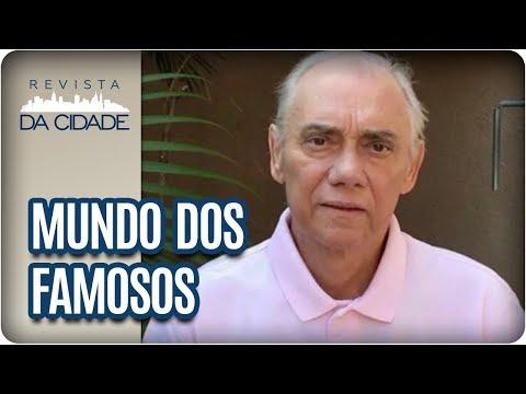 Marcelo Rezende, Evaristo Costa E Silvio Santos - Revista Da Cidade (14/09/2017)