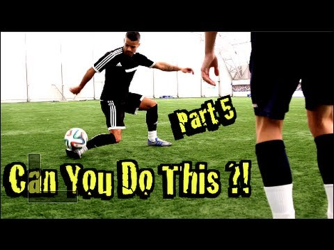 Amazing soccer (football) tricks - video dailymotion