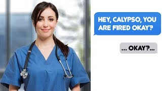 r/ I Dont Work Here Lady - FIRED FROM HOSPITAL I DON'T WORK AT