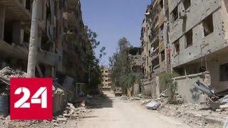 Российские военные нашли новые доказательства производства химоружия сирийскими боевиками - Россия…