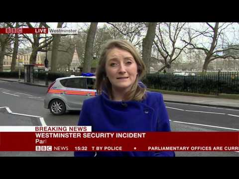 BBC News Special: Westminster Terror Attack (3.20pm-6.05pm) - 22nd March 2017