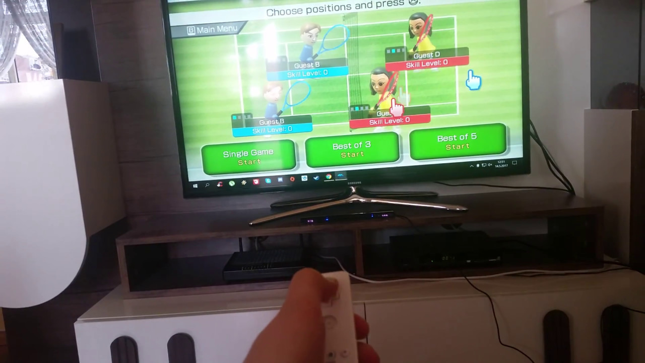 Dolphin Emulator Real Wiimote Problem - YouTube