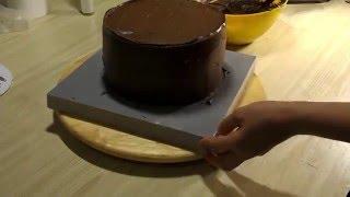 Как выровнять торт под мастику [5] Я - ТОРТодел!