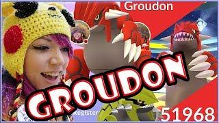 GROUDON RAID GUIDE + 4 GROUDON RAIDS w/ POKEMON GO!