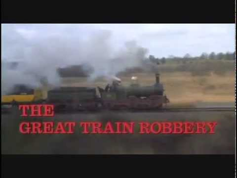 The Great Train Robbery Movie Trailer
