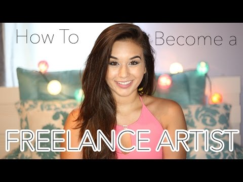 How To Become A Freelance Artist