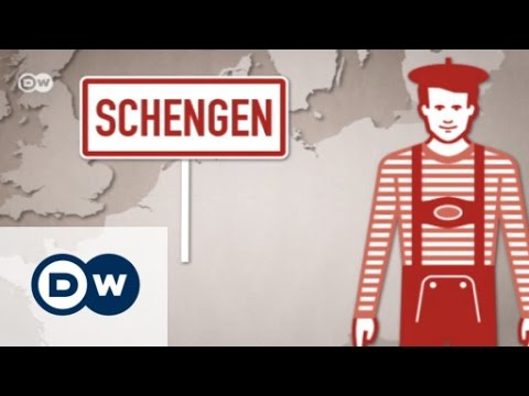 What is the Schengen Agreement? | Made in Germany