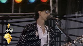 The Cars - You Might Think (Live Aid 1985)