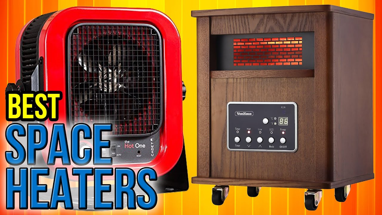 10 best space heaters 2017 youtube. Black Bedroom Furniture Sets. Home Design Ideas
